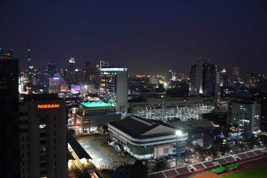 Siam@Siam Skybar view