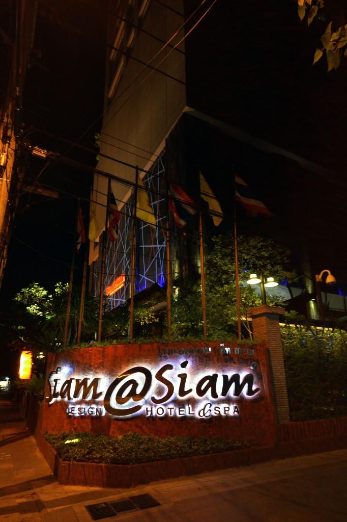 Siam@Siam hotel, Bangkok