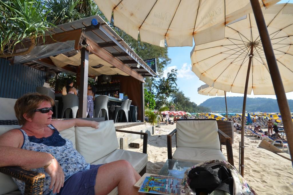 Bikini Bar, Patong beach