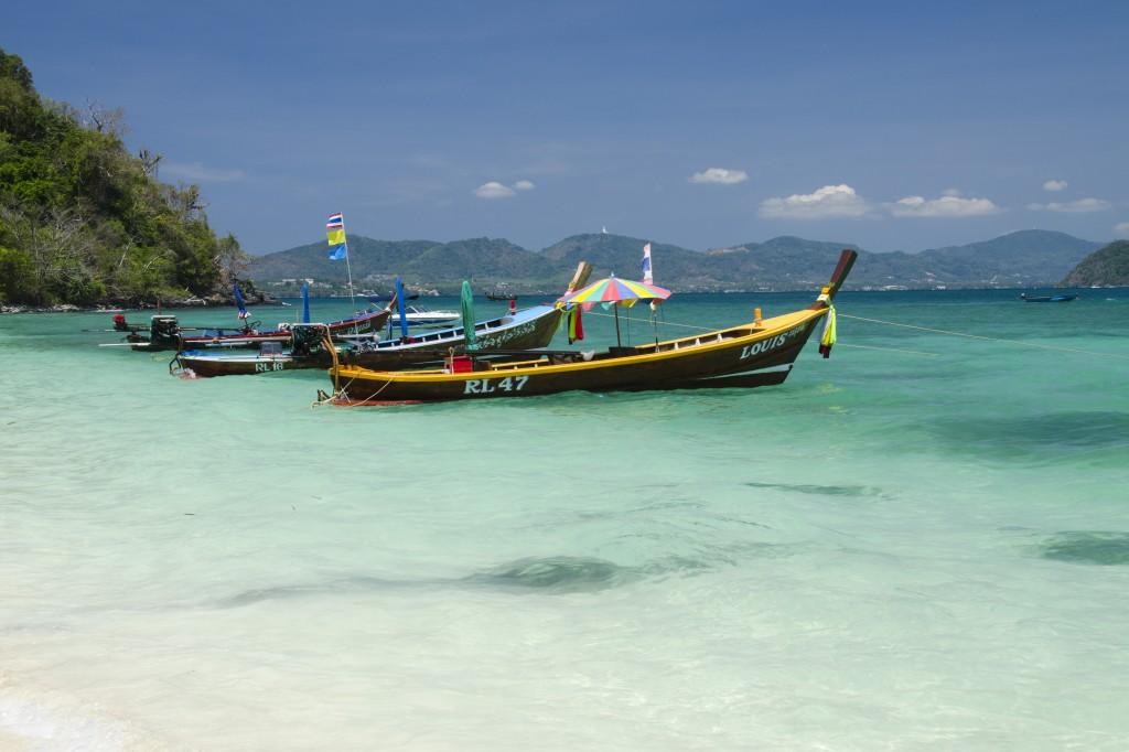 Coral beach, Phuket
