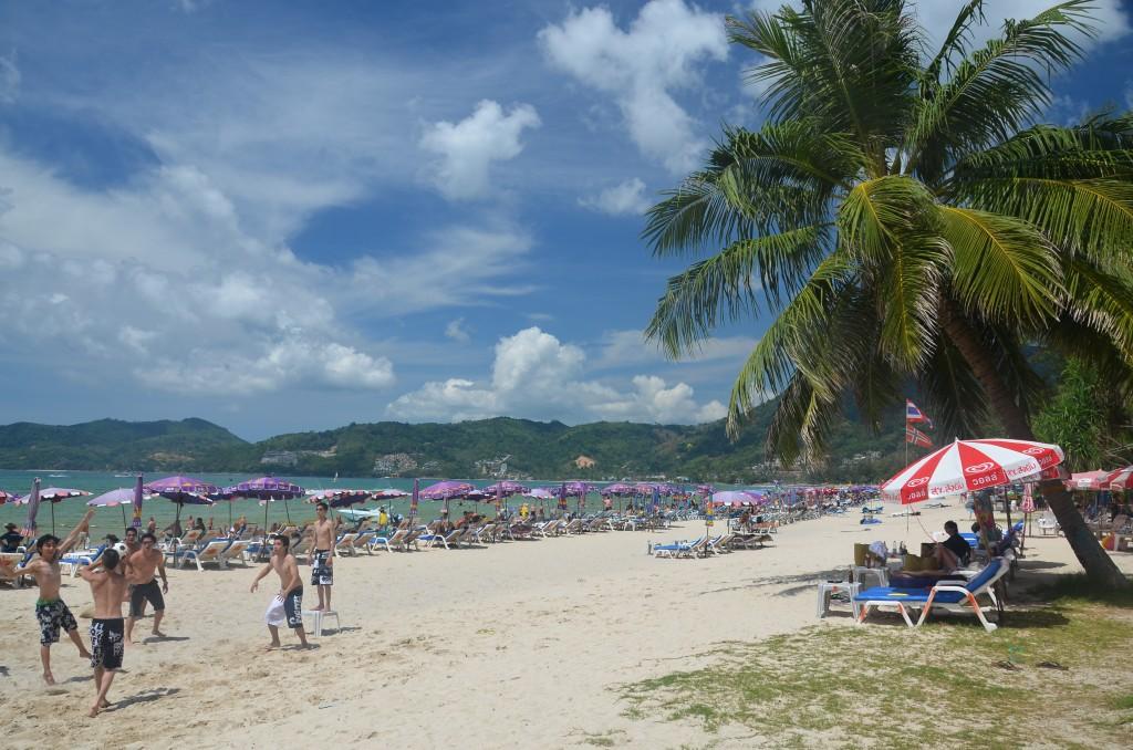 Sun Beach Cafe Patong
