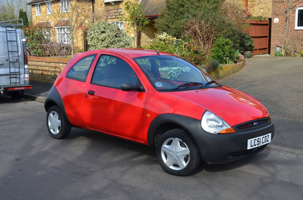 Elsie the Ford Ka