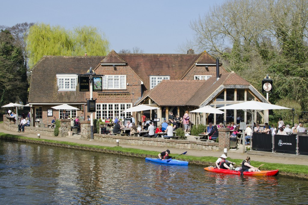 The Anchor, Pyrford