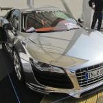 Chrome-Audi
