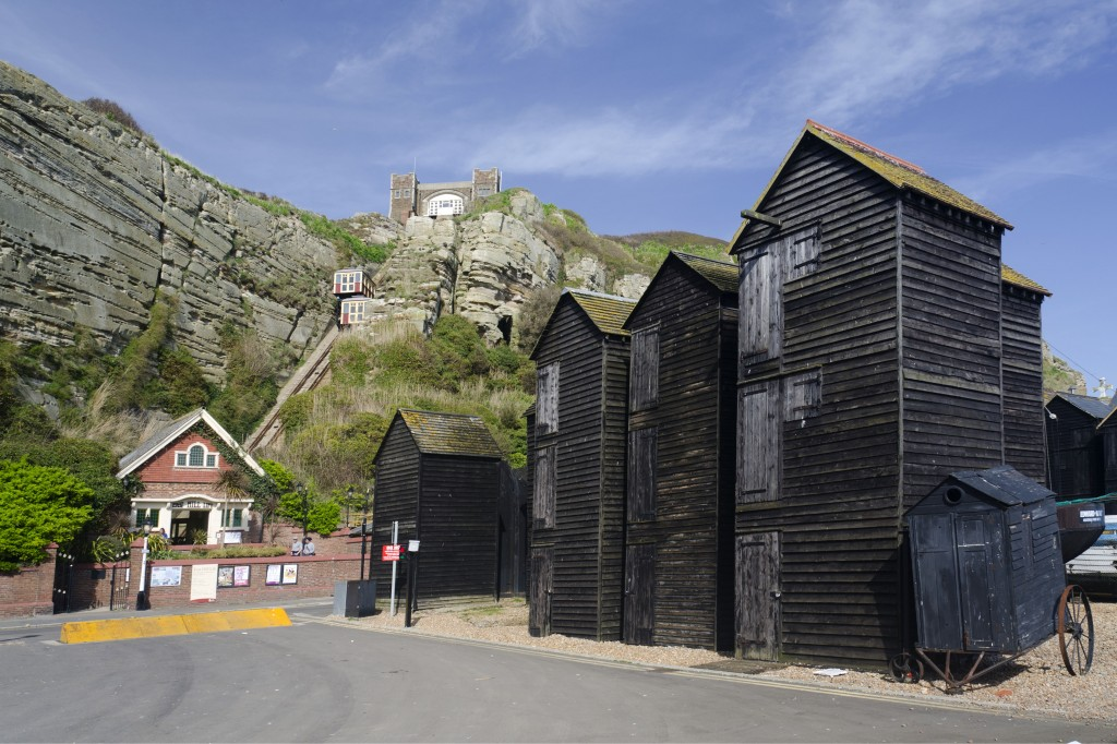 East Hill Hastings Old Town
